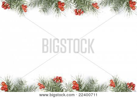 christmas background with space for your text