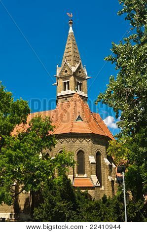 Reformed Church Of Szeged