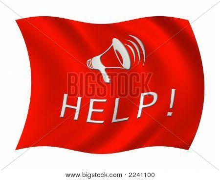 Flag The Help