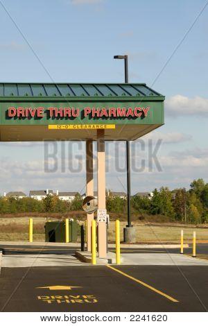Drive Thru Pharmacy