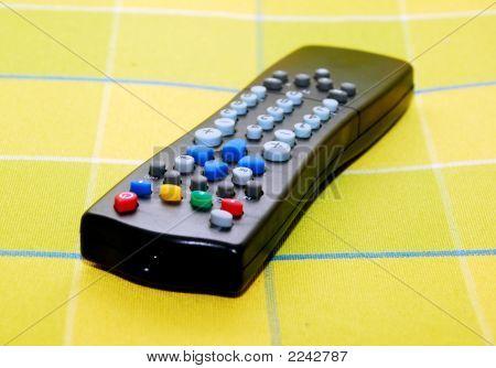 Black Remote