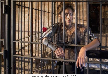Tough Woman In Jail