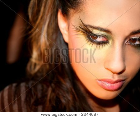 High Fashion Make-Up