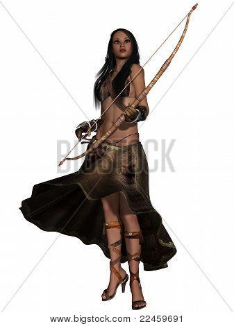 Fantasy Action Figure