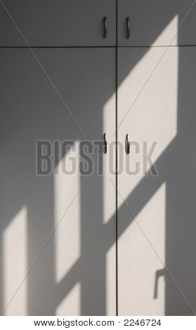 Lines Of Light-And-Shadow