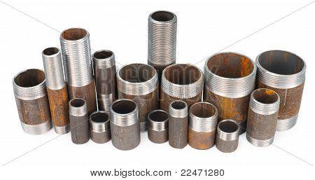 Many Threaded Pipes