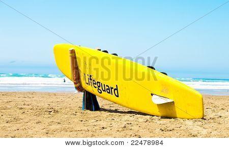 Lifeguard Surfboard