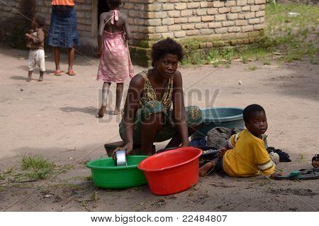 madre africana