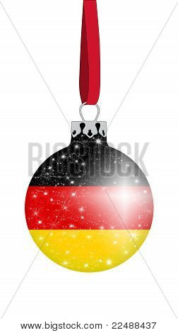 Christmas ball - Germany
