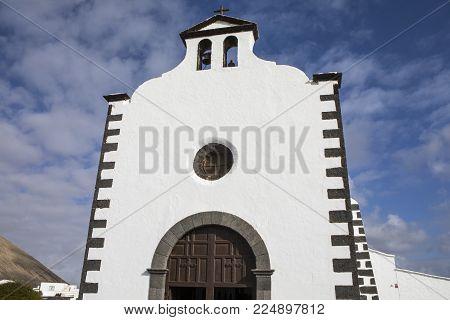 The Chapel Of La Ermita