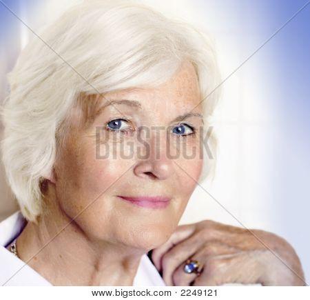 Senior Woman 2