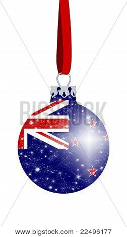 Christmas ball - New Zealand