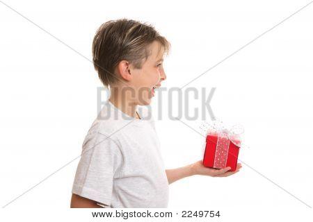 Joy Of Christmas Giving