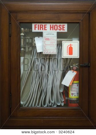 Emergency Fire Hose