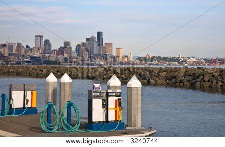 Marina Fuel Pumps