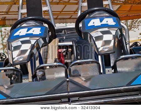 Double Go Kart