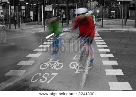 Bicycle Lane C48