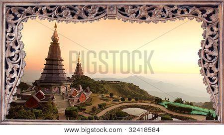 Twin Rolay Pogoda.