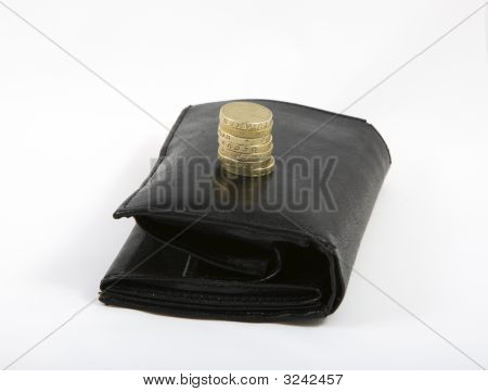 Coins And Wallet