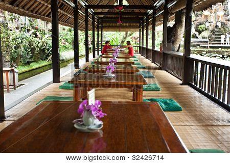 Cafe In Bali