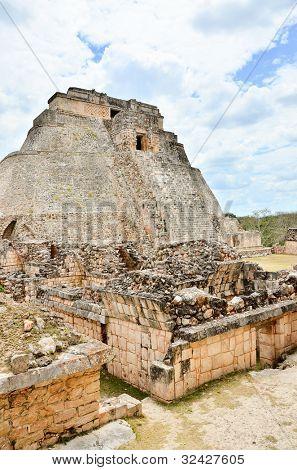 Mayan ruins - Uxmal, Mexico