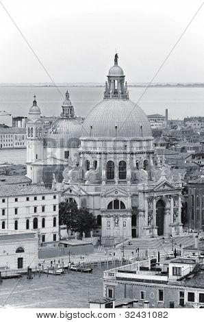 Santa Maria della Salute Basilica