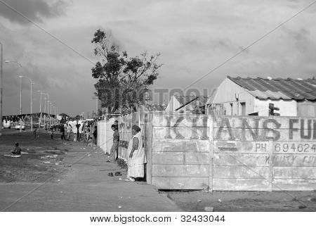 KHAYELITSHA, CAPE TOWN