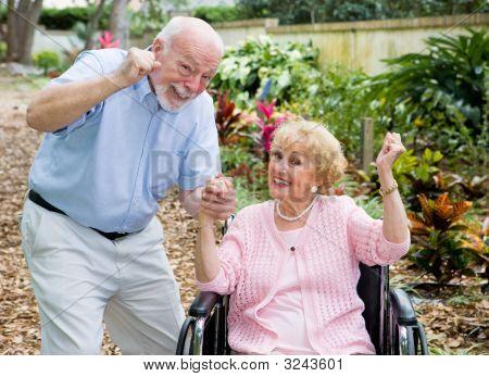 Seniors Conquering Adversity