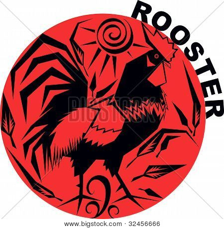 Chinese Horoscope_rooster.eps