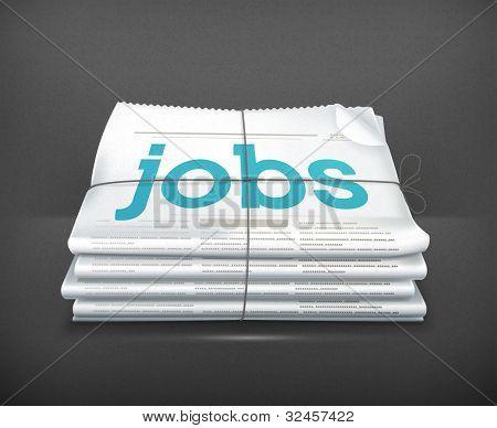 Jobs, vector