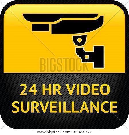 Símbolo de CCTV