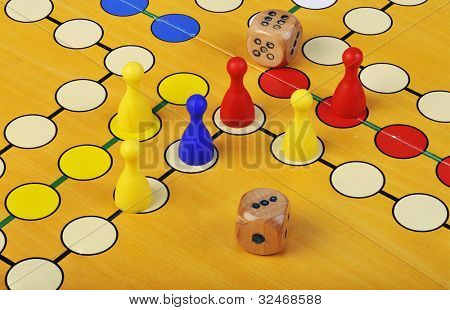 The ancient board game of Ludo (Take it Easy) is truly international. It has its original and specific name and version in many countries across the Globe.