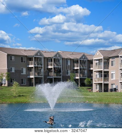 Condominium Homes On The Lake