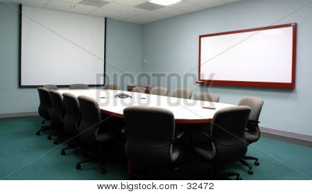 Business Meeting Conference Room