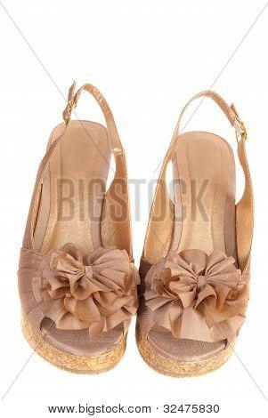 Female Open-toe  Summer Shoes