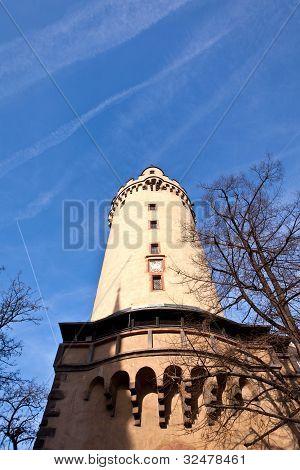 Famous Eschesheimer Turm In Frankfurt