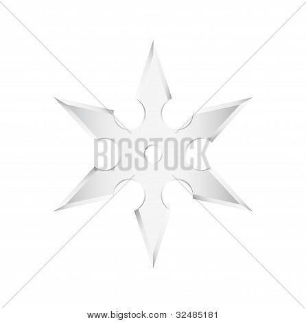 Ninja star - shuriken