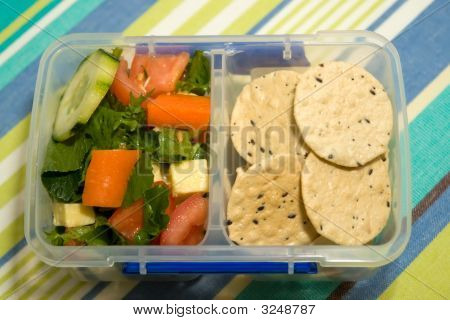 Diet In A Lunchbox