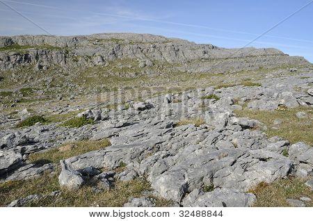 Limestone Pavement of Mullaghmore