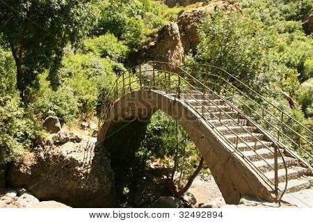 Geghard Monastery Bridge