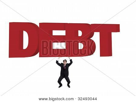 Business With A  Huge Debt