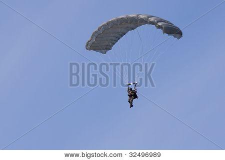 Dutch Paratrooper