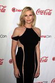 LAS VEGAS - APR 26: Charlize Theron at the 2012 CinemaCon Big Screen Achievement Awards at the Caesa