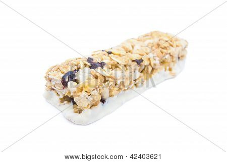 Yogourt Candy With Clipping Path