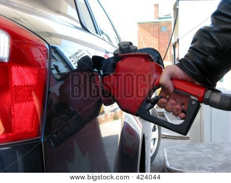 Gas Pump Fueling