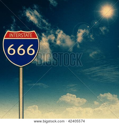Interstate 666.