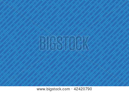 Diagonal Binary Code Pattern