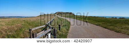 Hengistbury Head Path