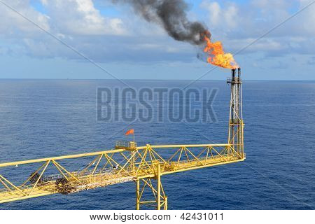 The Gas Flare