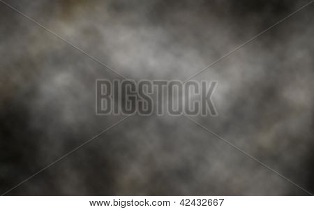 Dark Smoke Background